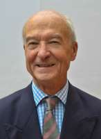 Barry Weatherill CBE, IC Philanthropy Chairman
