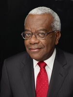 Sir Trevor McDonald, OBE, IC Philanthropy Patron
