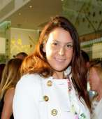 Marion Bartoli - Grand Slam Ladies Singles Winner, Wimbledon 2013, Ambassador for IC Philanthropy